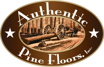 Authentic Pine Floors Logo